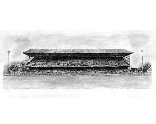 West Stand and Wanderers