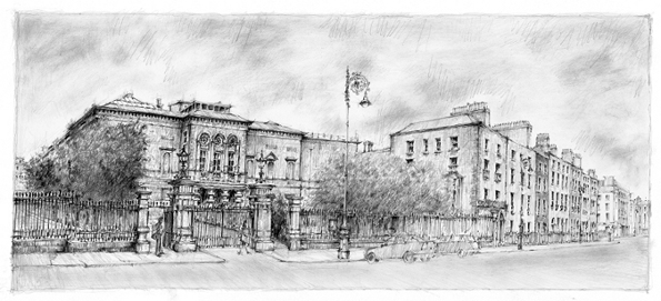 National Gallery Dublin Drawing