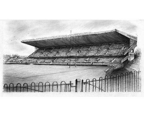 East Stand Lansdowne Road