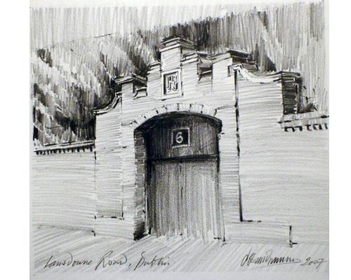 Gate 6 Lansdowne Road