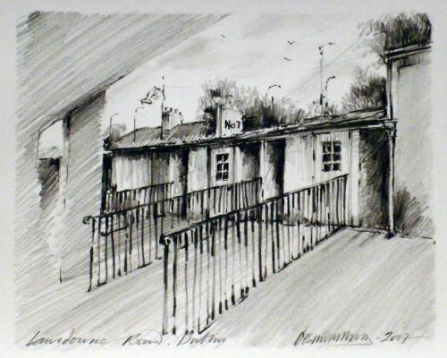 Gate 7 Lansdowne Road