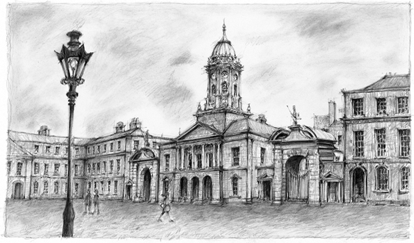 Limited Editions: Dublin Castle