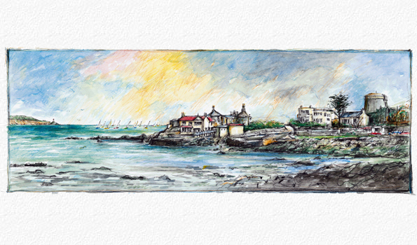 Limited Editions: Sandycove and Joyce's Tower