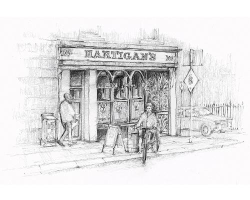 Hartigans Lower Leeson Street