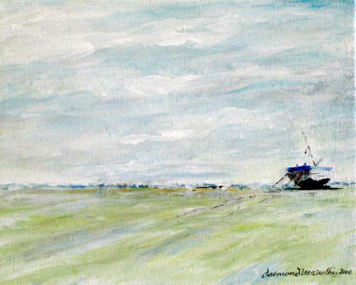 Beach at Aldeborough