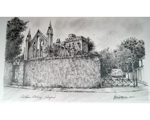 Selskar Abbey Wexford II