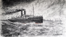RMS Leinster Dun Laoghaire 1918