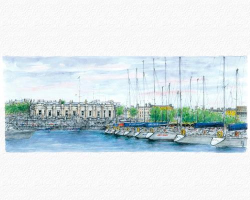 Royal Irish Yacht Club Dun Laoghaire