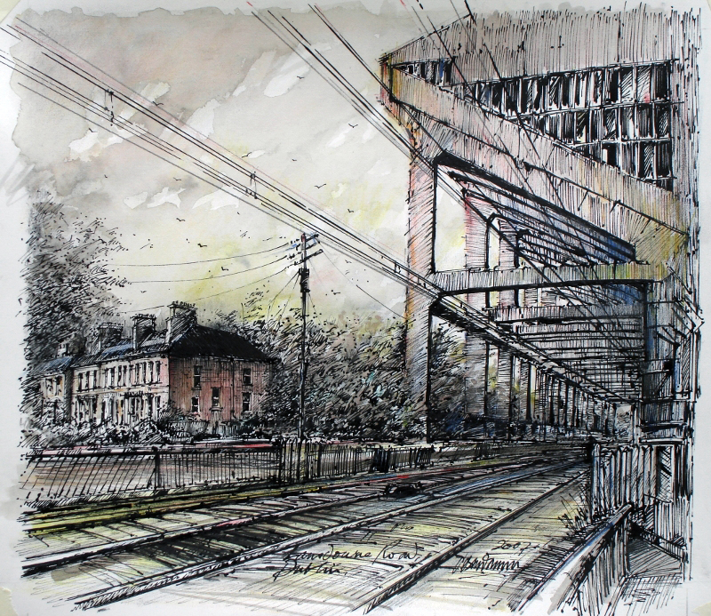 across-the-railway-lines-painting