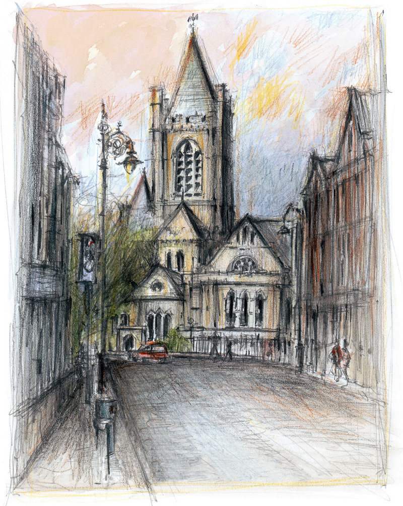Christchurch Cathedral Dublin