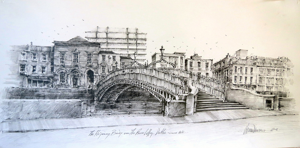 haypenny-bridge-and-river-liffey-dublin