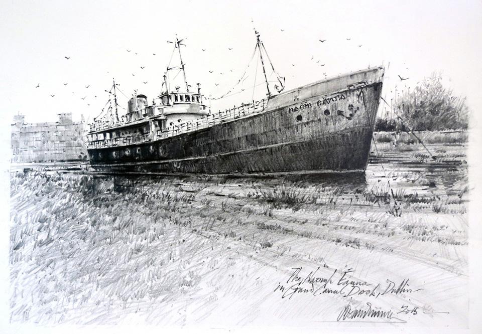 naomh-eanna-in-grand-canal-dock-dublin