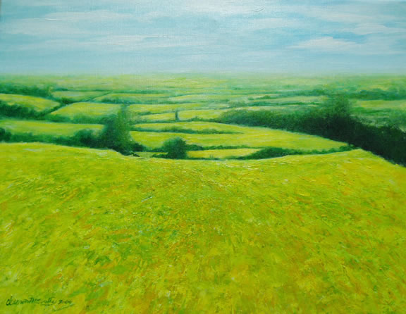 sussex-downs-painting